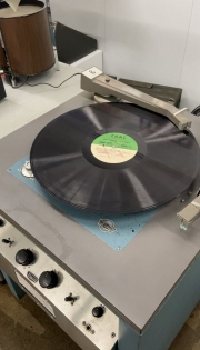McCurdy SS3154, tourne-disque