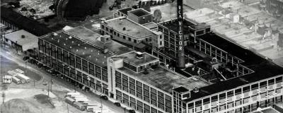 L'usine RCA Victor sur la rue Lenoir
