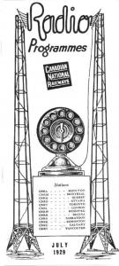 Programme du CNR, 1929