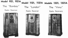 Récepteurs de luxe Northern Electric