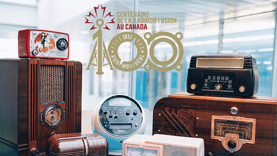 100 years of radio broadcasting in Canada